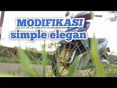 Modifikasi Vario Lama by Modifikasi Simple Ala Thailook Style Vario 110 Lama