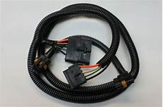 1987 Camaro Dual Cooling Fan Wiring Harness New Ebay