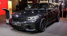 bmw m2 black shadow special edition is a sinister presence in geneva carscoops