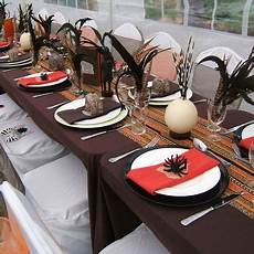 african themed tablescape party ideas pinterest africans traditional weddings and weddings