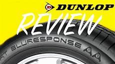 honest dunlop sport bluresponse tyre review