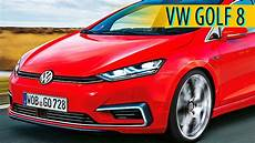 2017 Vw Golf 8 Review Look Of Restyled 2017 Vw Golf