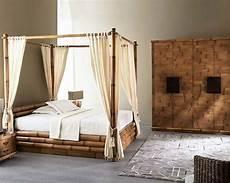 camere da letto con baldacchino da letto con baldacchino stile etnico completa di