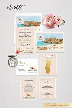 portugal algarve coast blush gold illustrated destinati with images destination
