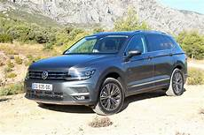 Essai Vid 233 O Volkswagen Tiguan Allspace 2017 Le Cha 238 Non