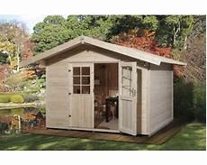 gartenhaus weka tessin 300x295 cm natur kaufen bei