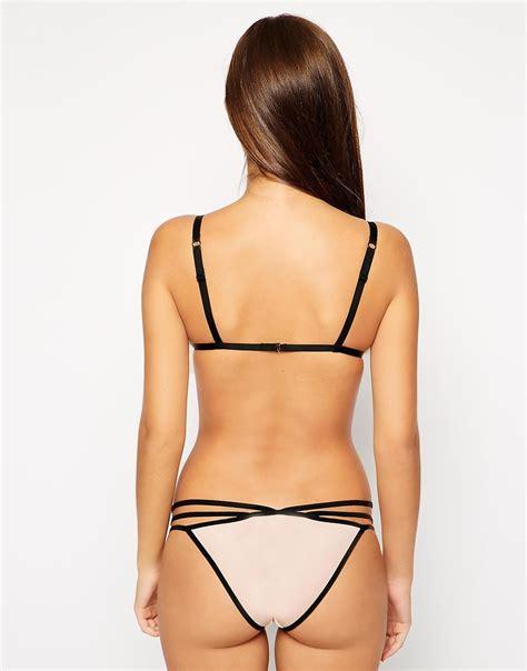 Asos Thong Swimsuit
