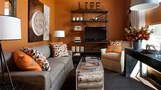 15 to fruity orange living room designs home design lover