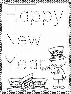 new year worksheets for grade 19410 free freebie happy new year morning work worksheets no prep print and go