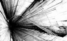 Abstract Wallpaper Black