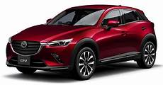 mazda cx 3 sold out new facelift model coming to