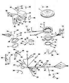 1995 johnson outboard wiring diagram evinrude ignition system parts for 1995 115hp e115tleor outboard motor