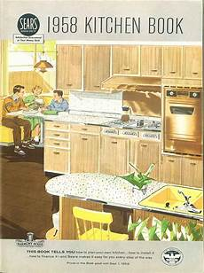 sears kitchen furniture 1958 sears kitchen cabinets and more 32 page catalog