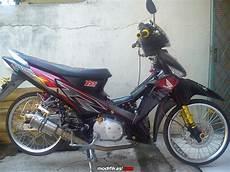Modifikasi Supra X 125 R by Koleksi Ide Modifikasi Motor Supra X 125 Terlengkap
