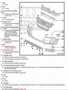manual repair free 2011 audi q7 security system audi a6 c6 2004 2011 repair manual