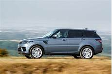New Small Range Rover by Range Rover Sport P400e 2018 Review Autocar
