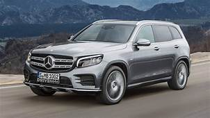 2019 Mercedes Benz GLB Render Looks Pretty Accurate