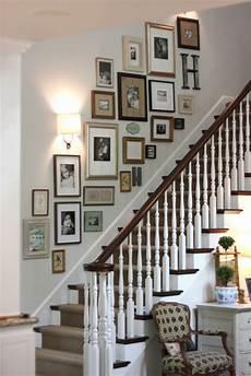 treppenhaus bilder aufhängen 1001 ideen f 252 r treppenhaus dekorieren zum entnehmen