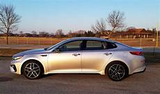 kia turbo 2019 2019 kia optima sx turbo review a comfy fast high value