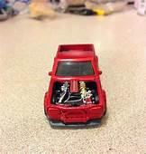 Hot Wheels Custom Datsun Pickup  Diecast Coches
