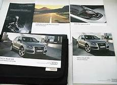 online car repair manuals free 2009 audi q5 free book repair manuals oem 2011 audi q5 owners manual owner s manual book case ebay