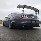 Big Country Labs  Ford Mustang GT Atmosphere Demolisher