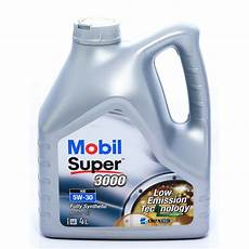 Mobil 1 Fully Synthetic 3000 Xe 5w 30