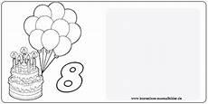 Ausmalbilder Geburtstag Pdf Ausmalbilder Malvorlagen Geburtstagskarten Mit Zahlen
