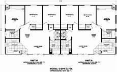 modular duplex house plans durango homes duplex series u dpx 3270a cavco