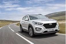 Hyundai Tucson Facelift Imagined Korean Car