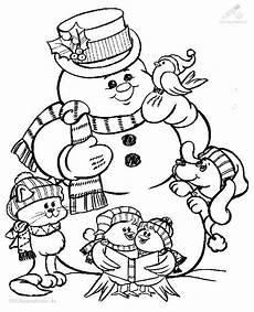 Ausmalbilder Weihnachten Schneemann Ausmalbild Schneemann