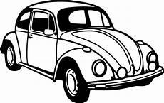 Vw Käfer Silhouette - adesivo fusca carro antigo retr 244 parede barato frete