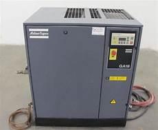 surplus solutions llc atlas copco ga18 used air