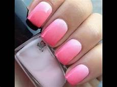 nehty inspirace ombre kurdish pink ombre nails 崧
