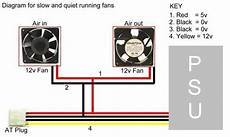 12v computer fan wire diagram blank 02