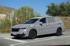 vw minivan 2020 vw s 2020 viloran minivan for china spotted