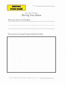 handwriting worksheets write your name 21635 17 best images about preschool basic concepts on curriculum thinking skills and