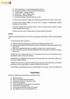 icse english language last step practice for class 10