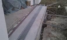 dalle beton pour garage ma maison bioclimatique seuil de garage suite et fin