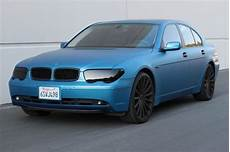 how to sell used cars 2003 bmw 745 spare parts catalogs buy used 2003 bmw 745i matte metallic blue custom 22 quot rims 67k miles no reserve in san diego