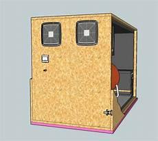 Svens Bauplan Quot Schallschutzbox F 252 R Kompressor Quot Henriette Cnc