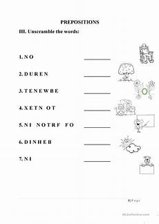 preposition printable worksheets preposition worksheet worksheet free esl printable worksheets made by teachers