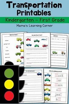 transportation worksheets for middle school 15201 free transportation themed worksheets k 1st