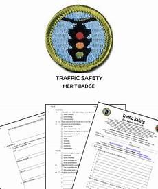 traffic safety merit badge worksheet requirements