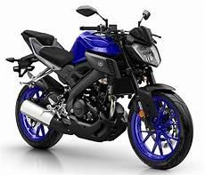 yamaha mt 125 2017 fiche moto motoplanete