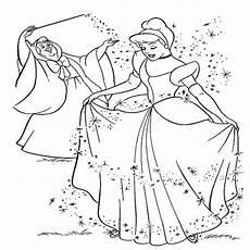 Kostenlose Malvorlagen Cinderella Cinderella Ausmalbilder Disney Prinzessin Malvorlagen