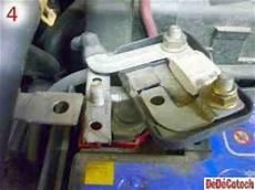 Changer La Batterie Sur Renault Espace Iv Tuto