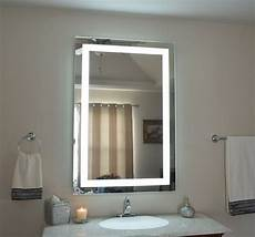 mam83248 32 quot w 48 quot t lighted vanity mirror wall