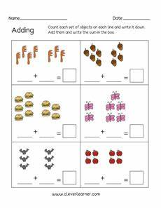 addition worksheets for preschool with pictures 9948 printable count and add worksheets for preschools