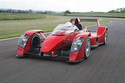 Caparo T1 Offering Race Bred Safety  Top Speed